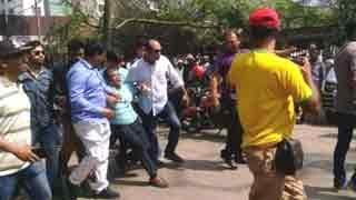 Swechchhasebak Dal president Shafiul Bari Babu detained