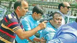 Shafiul Bari Babu on 7-day remand