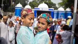 Eid-ul-Fitr celebrated amid due solemnity, fervour