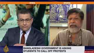 Photographer Shahidul Alam picked up from his home