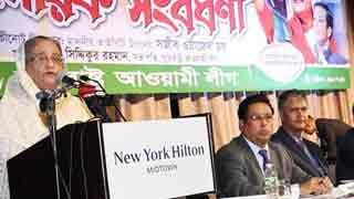 Alliance with corrupt people to fight corruption, quips Hasina