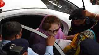 Doctors examine Khaleda Zia's health reports