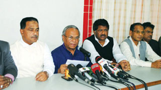 Hasina couldn't bring single bucket of water from India: BNP