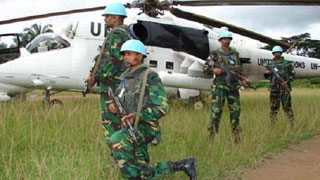 2 Bangladeshi peacekeepers killed in road crash