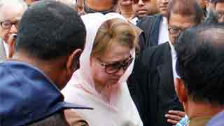 Khaleda Zia 'strong'