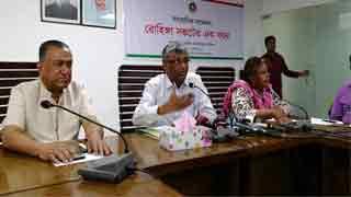 Keep Rohingya returnees in UN-supervised buffer zone: NHRC