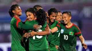 Bangladesh girls thrash Bhutan, reach SAFF final