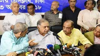 Oikyafront gets nod for rally in Sylhet