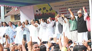 Oikyafront gets permission to hold rally in Ctg