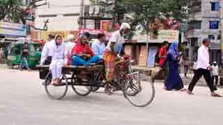 People continue to suffer as transport strike enters 2nd day