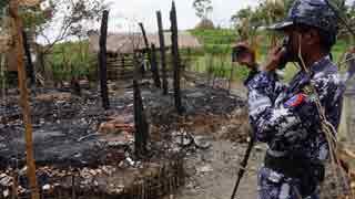 Ten bodies found in Myanmar mass grave