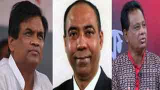 BNP leaders Aman, Alam, Mosharraf arrested