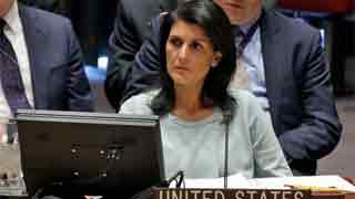 A country cannot exist without free press: Ambassador Haley