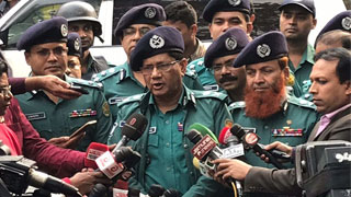Police sees no threat of militant attack during Eid in Dhaka