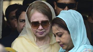 Khaleda Zia secures bail in defamation case