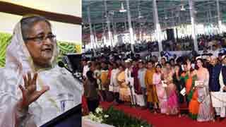 Hasina says govt steps free Eid journey from hazards