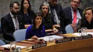 Ambassador Haley chairs UNSC meeting on UN peacekeeping reform