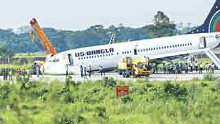 Inquiry opened over US Bangla plane emergency landing
