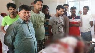 Jubo League leader hacked to death in Sirajganj