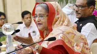 Hasina opens 3-day Development Fair