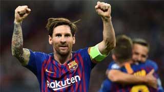 Barca win shifts heat onto misfiring Madrid