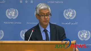 UN urges govt to respect the rights of press