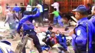 40 hurt in post-poll clash in Rangpur city