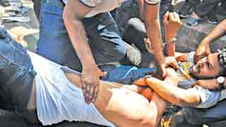 Human Rights Forum Bangladesh worried at cop obstruction to BNP's sit-in