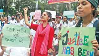 Student protests stir opposition hopes before polls