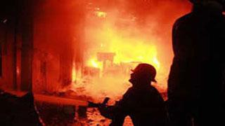 Fire at Jatrabari textile factory under control