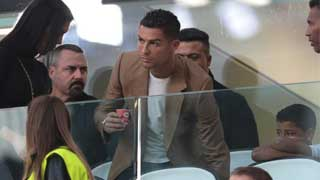 Embattled Ronaldo likely to be rested