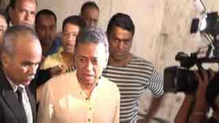 BNP leader Amir Khasru sent to jail