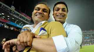 Sehwag, Shoaib Akhtar to converse on India-Pakistan cricket