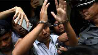 UN urges Myanmar to release of Two Reuters journalists