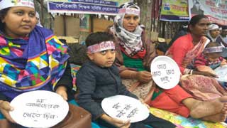Pvt primary teachers continue hunger strike