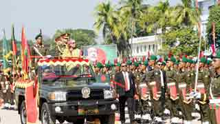 Serve country selflessly, Hasina tells army officers