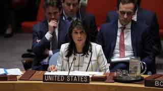 Ambassador Haley's remarks at UNSC meeting on Iraq
