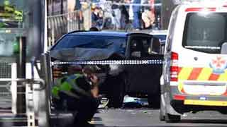 Car ploughs into pedestrians in Australia, up to 15 hurt