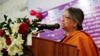 বাংলাদেশ ক্রমেই সংকুচিত হয়ে আসছে: সুলতানা কামাল