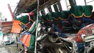 Tangail road crash kills 2