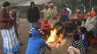 Lowest temperature recorded in Chuadanga, Rajshahi