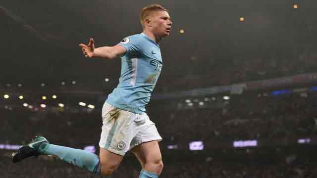 KDB is my blueprint: Guardiola