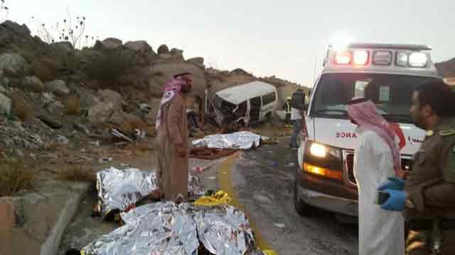 Three Bangladeshis among nine killed in Saudi road accident