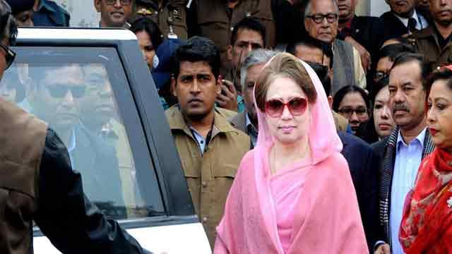 Street movement if Khaleda Zia convicted 'unlawfully'