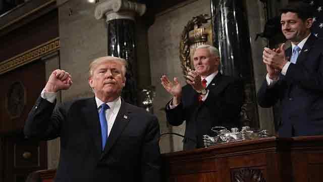 Trump promoting Free, Fair, Reciprocal Trade