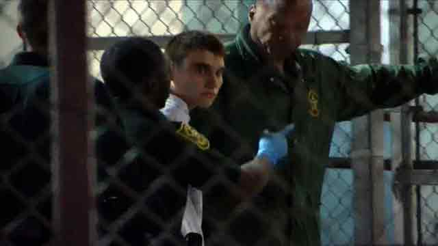 Former student confesses to Florida school shooting