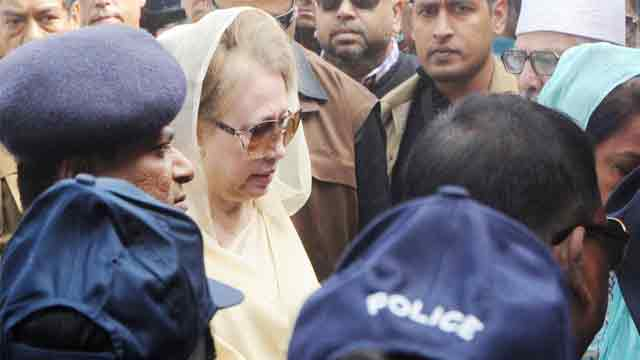 People to resist 'govt's blueprint' against Khaleda Zia