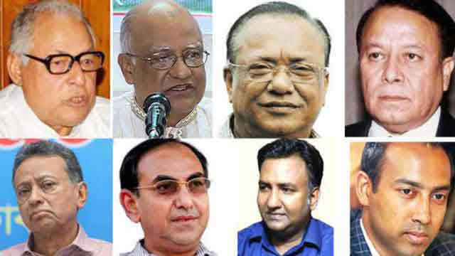 ACC seeks bank account info on 8 BNP leaders