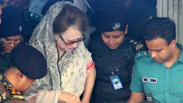 Khaleda Zia's condition 'grave', relatives denied to meet
