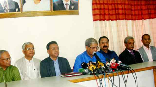Govt stopped Gazipur city polls sensing defeat: BNP